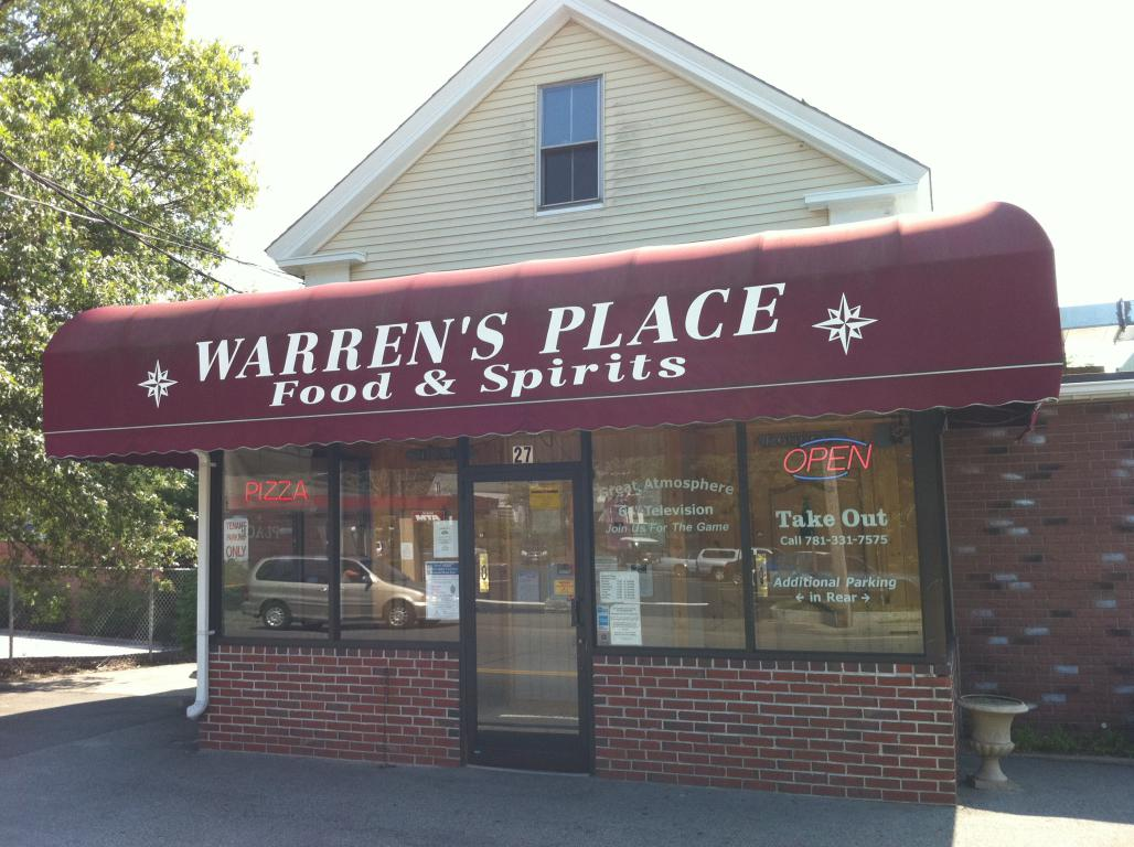 Warren S Weymouth Pizza Bar Restaurant